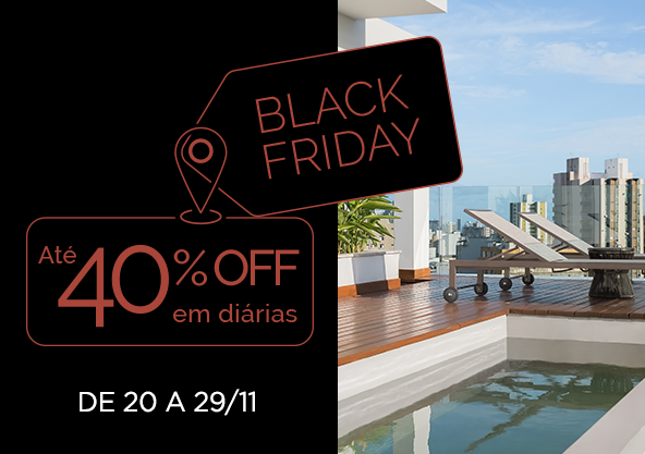 Black Friday Wish Hotel da Bahia